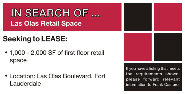 Seeking Las Olas Retail 10 31 13