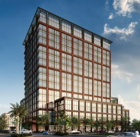 New Building To Bring 300,000 SF Of Class A Office Space To Downtown West  Palm Beach