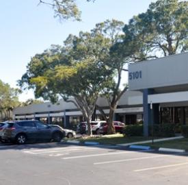 executive airport business center