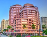 Phillips Point Building Downtown West Palm Beach Florida