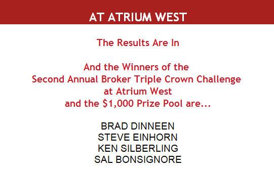 atrium winners