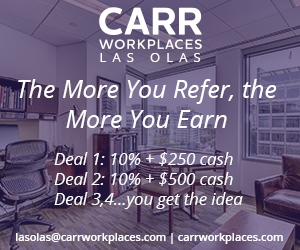 Carr Workplaces-The More You Refer 010920