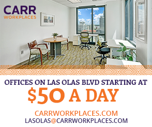 Carr Workplaces-Offices On Las Olas 022521